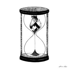 1000drawings - Our Time by Henn Kim