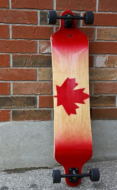 The Canadeck! Longboard Deck