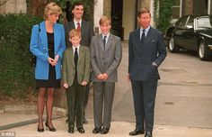 10/12/14.   In the book, Mr Kohl says the marriage of Prince Charles and Princess Diana was an 'absolutely idiotic' affair