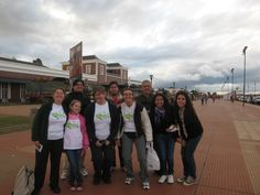 29 de abril de 2012 - Concientización en la Costanera