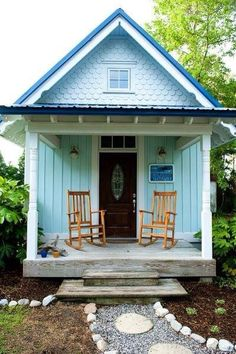 Lil beach shack guest home, perfect! Can be built using one sea container. Manteo Vacation Rental - VRBO 333904 - 1 BR Northern Coast & Outer Banks Cottage in NC, The Wright Get-Away