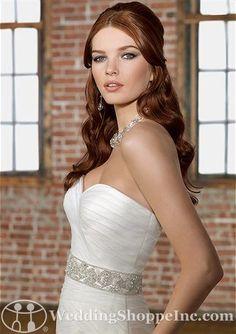 Mori Lee Bridal Gown 4861 $625.00