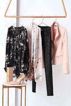 Peasant blouse, it is time for an update. We used a breathtaking array of blossoms to energize this light-as-air style. | White House Black Market