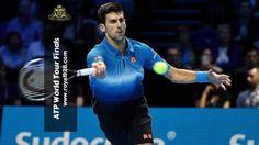 Novak Djokovic lolos ke Semi-final ATP World Tour Finals 2015 Round Robin, Semi Final, Finals, Soccer, Tours, Exercise, Gym, Stan Smith, World