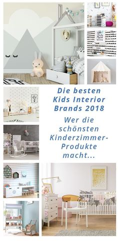 Meine Lieblingsmarken 2018 im Kinderzimmer… The Most Beautiful Kids Interior Brands 2018 – I've researched them for you and tell you which pieces look especially beautiful in the nursery … Decoration Gris, Decoration Bedroom, Teen Room Decor, Nursery Room, Kids Bedroom, Baby Room Boy, Baby Baby, Kids Interior, Kids Storage