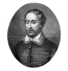 Edmund Spenser. English poet and author of 'The Faerie Queene' which was put to music by Henry Purcell: c.1552 – 13 January 1599.  (Photo by Culture Club/Getty Images) *** Local Caption ***