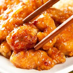Chinese Orange Chicken Recipe from Grandmother's Kitchen