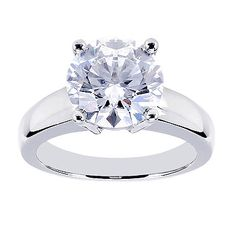 Awe this is my beautiful ring! Birks Prestige Diamond Solitaire Engagement Ring, in Platinum