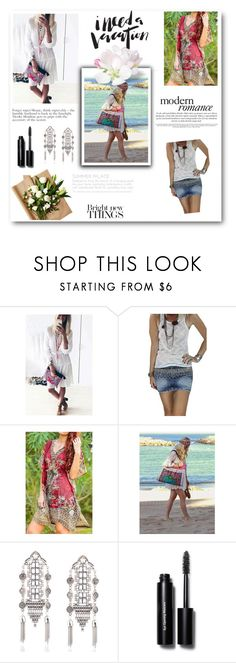 """Summer style"" by kiveric-damira ❤ liked on Polyvore featuring Bobbi Brown Cosmetics"