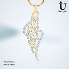 Looking for #glamorous #diamond #pendants and #gold #pendants #online? Your search stops right here at IskiUski.com!!