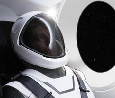 Elon Musk shares first photo of SpaceXs new spacesuit
