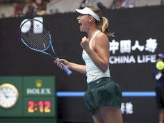 China Open: Maria Sharapova says clash with World No 2 Simona Halep will help gauge progress since comeback