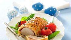 Polędwiczki w cieście - przepis, składniki i przygotowanie. Zobacz przepis na wielkanocne polędwiczki w cieście francuskim - pyszne mięso! Spróbuj!