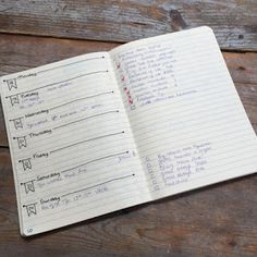 Snailmail Magazine (Nederlands blog): Mijn bullet journal - 1