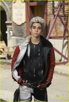 Cameron Boyce as (Carlos) #Descendants