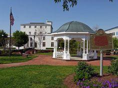 Beautiful Canton, GA is a charming small town located in Northern Georgia.  #NeighborhoodIQ #Georgia