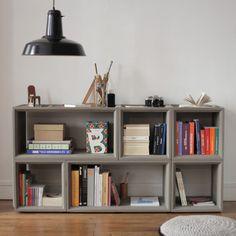 Plus Concrete Shelves - Pfeifer Studio