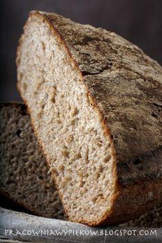 Pracownia Wypieków: Mój ulubiony chleb