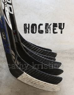 Hockey by dandibyCathy on Etsy, $30.00 Pens Hockey, Hockey Memes, Hockey Quotes, Hockey Stuff, Boston Bruins Hockey, Blackhawks Hockey, Hockey Bedroom, Rangers Hockey, Hockey Boards