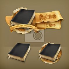 Old book, icon_Yestone邑石网_高品质的版权图片及商业正版图片素材提供商