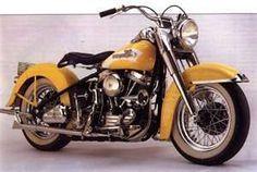 1956 Harley Davidson FLH Classic