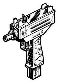 Image result for uzi tattoo