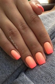 39 Hottest Summer Nail Colors and Designs to Wear This Season nails summernails nailcolors summernailcolors naildesigns acrylicnails glitternails gelnails mattenails coffinnails Spring Nail Colors, Spring Nails, Summer Nails, Winter Nails, Summer Nail Art, Cute Summer Nail Designs, Cute Nails, Pretty Nails, Hair And Nails