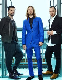 Glamoholic.com | Exclusive Interview With Thirty Seconds To Mars on Love Lust Faith + Dreams!