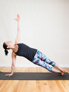 Your Muscles Will Be on Fire After This 16-Minute Yoga Sequence