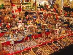 Central Europe is famous for its luxurious and breath-taking Christmas markets, and Christkindlesmarkt in Nuremberg is certainly in the top!