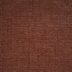 "Chenille  Pattern: STYLUS                              Color: 30742 RUSSETT  54"" Wide – Fiber Contents 100% Polyester  Repeat: Random  Cleaning Code: S  Abrasion: 40,000 Double Rubs    Made in China  UFAC Class I  PRICE GROUP B  Available With Optional Nano-Tex® Treatment"