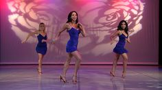 Salsa Solo! instructional video with Yesenia Adame