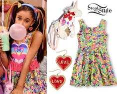 Ariana Grande's Clothes & Outfits | Steal Her Style | Page 8