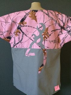 1000+ ideas about Camo Scrubs on Pinterest | Scrub Tops, Scrubs ...
