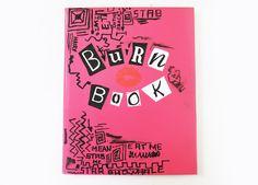Ideias Personalizadas : DIY: Como Fazer Caderno Inspirado no Livro do Arraso de Meninas Malvadas