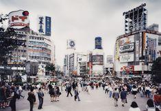 Hajimefujii - Thomas Struth - Shibuya (Japan), 1991