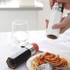 Pencil Salt & Pepper Grinder Set #Grinder, #Innovative, #Pepper, #Salt, #Unique