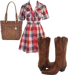 """County Fair"" by hlguinn on Polyvore"