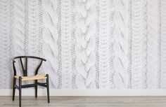 white-knit-texture-room