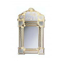 Murano Glass Mirror #816s