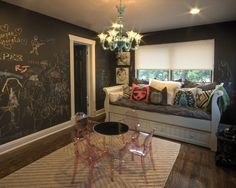 Teen Playroom Design, Pictures, Remodel, Decor and Ideas - page 2