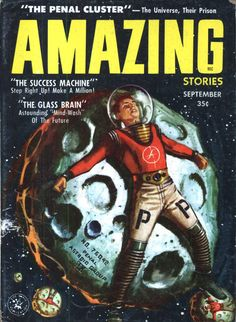 Amazing Stories, September 1957