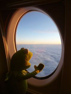 Kermit on Tour.
