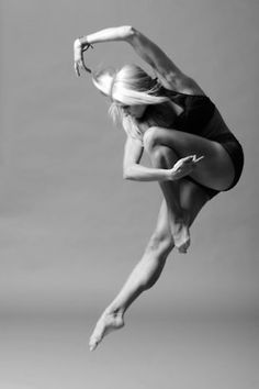 Dance: the ability evoke strength without lack of grace