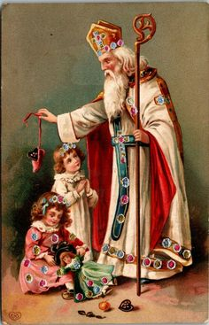 Child Doll, Father Christmas, Christmas Pictures, Victorian, Princess Zelda, Dolls, Children, Painting, Fictional Characters