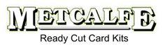 N Gauge Railway Model Kits - Railway Models & Toys from Metcalfe - Ready Cut Card Kits