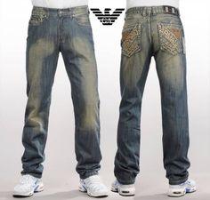 Armani Mens Jeans