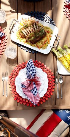 Click for tips for a Star-Spangled Celebration on the blog!