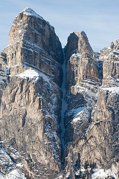Couloirs and Michelin Starts in the Dolomites - FT