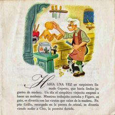 Cuentos infantiles: Pinocho. Cuento popular. Books, Fictional Characters, Folktale, Hilarious, Fotografia, Livros, Book, Livres, Libros